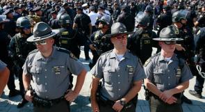 ضابطان في الشرطة الأمريكية يلغيان مشاركتهما في حلقة دراسية مع شرطة الاحتلال