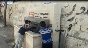 صرخة عبر وطن: مخيم المغازي في غزة يناشد بحقه في المياه!