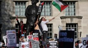 جماعات بريطانية تتصدى لمحاولات إسكات الخطابات المؤيدة لفلسطين في المملكة المتحدة