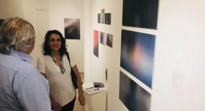 صور | افتتاح معرض للفنانة ديما حوراني بمعارض جاليري بيت لحم والفندق المحاط بالجدار