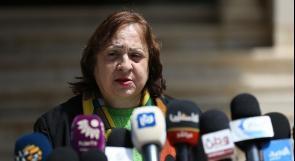 رداً على سؤال وطن .. وزيرة الصحة: قد نعيد النظر بإجراءات التخفيف