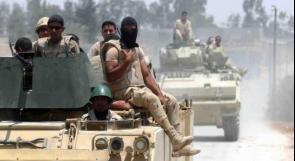 مقتل 5 عسكريين ومواطن شمال سيناء وداعش تتبنى العملية