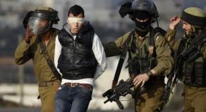 الاحتلال اعتقل 421 مواطنا الشهر الماضي