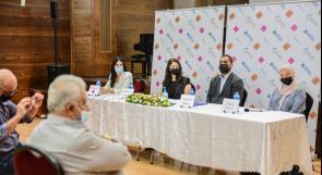 استوديو رام الله.. مشروع ثقافي بين معهد إدوارد سعيد وجفرا بدعم من بنك فلسطين ودروسوس