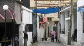 غنام: تشديد الاغلاق على مخيم الجلزون