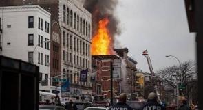 مصرع 7 اشخاص بحريق مبنى في باريس