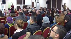 منتدى فلسطين للنشاط الرقمي يبحث قانون الجرائم الالكترونية وابداعات شبابية