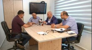 بعد حلقة ساعة رمل .. المستقيلون من مجلس بلدي بيرزيت يردون عبر وطن على تصريحات رئيس البلدية المقال