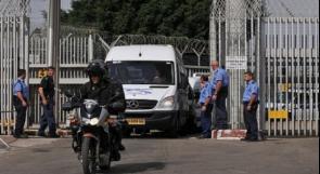 استقرار الوضع الصحي للمعتقل المصاب فراس الحلاق