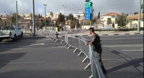 في الجمعة الأولى من رمضان.. الاحتلال يحول القدس الى ثكنة عسكرية