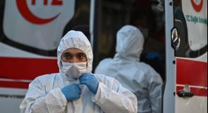 تركيا تسجل ارتفاعا قياسيا جديدا للإصابات بكورونا