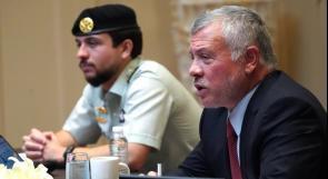 العاهل الأردني: أي إجراء إسرائيلي أحادي الجانب لضم أراض في الضفة أمر مرفوض