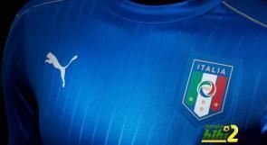 """منتخب إيطاليا يستبدل """"قميص العمر"""""""