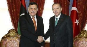 """صحافة عبرية: تركيا منحت حكومة """"السرّاج"""" في العاصمة الليبية طائرات مسيّرة إسرائيلية"""