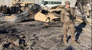 ازدياد عدد الجنود الأميركيين الجرحى في الهجوم الايراني على قاعدتهم بالعراق إلى 110