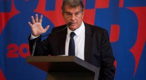 لابورتا وثلاثة آخرون يجتازون المرحلة الأولى من انتخابات برشلونة