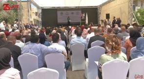 افتتاح مقر هيئة تسوية الأراضي ببيرزيت.. خطوة مهمة لإثبات ملكية الأرض وصد محاولات الاحتلال سرقتها