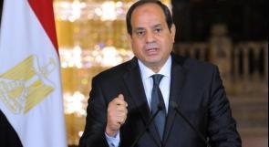 السيسي يمدد حالة الطوارئ في مصر لمدة 3 أشهر جديدة