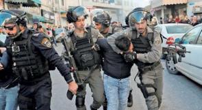 الاحتلال يعتقل الطفل أحمد دعدوع جنوب بيت لحم