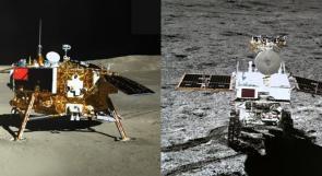 """الصين تنجح باستنبات أول """"بذرة"""" على سطح القمر"""