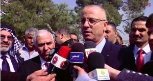 بالفيديو... الخليل: وضع حجر الأساس لمستشفى حكومية في حلحول