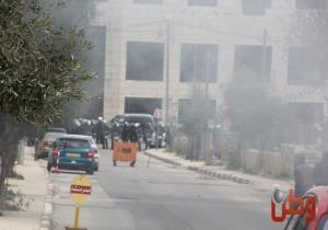 المنظمات الاهلية تطالب بمحاسبة المعتدين على الوقفة السلمية برام الله