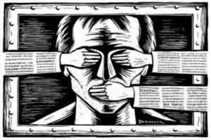 فلسطين وحرية الصحافة