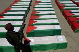 """""""العليا"""" تنظر غدا في طلب الافراج عن جثامين 9 شهداء"""
