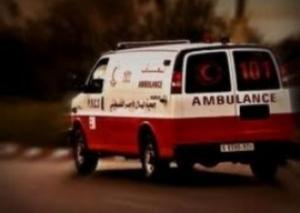 إصابة رجل إطفاء في حريق مصنع شمال غزة