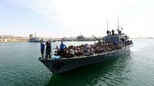 خفر السواحل الإيطالي ينقذ نحو 2300 مهاجر قبالة شواطئ ليبيا