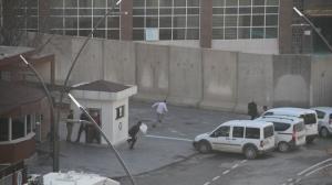 قتيل بهجوم على مركز شرطة في تركيا