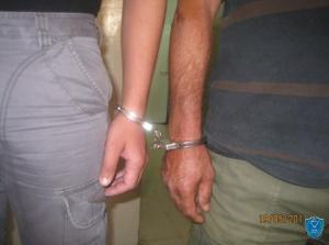 الشرطة تقبض على 5 أشخاص بتهمة التنقيب عن آثار في جنين
