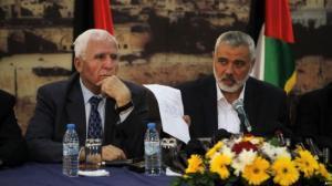 """""""فتح"""" تتروّى عقب اعلان """"حماس"""" حل اللجنة الادارية، والفصائل ترّحب وتطالب بخطوة مقابلة"""