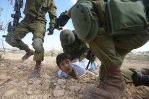 اعتقال فتيين شرق بيت لحم