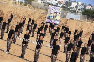 """غزة: كتائب الأقصى تفتتح أول """"قاعدة عسكرية"""""""