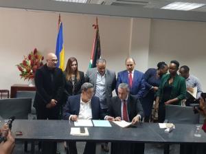 توقيع اتفاقيات تعاون بين فلسطين وسانت فنسنت والغرانادين