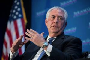 تيلرسون: الولايات المتحدة ستباشر فورا تطبيق قرار نقل سفارتها الى القدس
