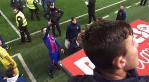 رسمياً.. برشلونة يطالب بيكيه بعدم التحدث عن الحكام