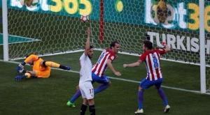 الدوري الإسباني: أتلتيكو مدريد يكتسح إشبيلية بثلاثية