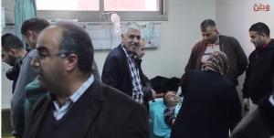 بالفيديو ... تسمم مدير مدرسة الحسين و3 آخرين بعد تلقي رسالة غامضة