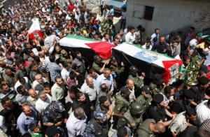 المحكمة العليا الإسرائيليّة تمهل النيابة 6 ايام للرّد على تسليم 6 جثامين