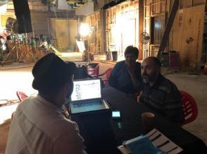 الطاقة السينمائية للفنان المصو تتفجر في فيلم هندي
