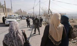 حقوق المواطن في إسرائيل: لا لسياسة العقوبات الجماعية في القدس الشرقية