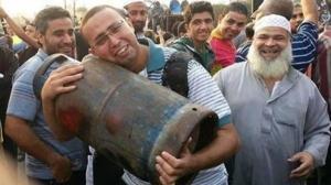 مصري يموت من الفرح!