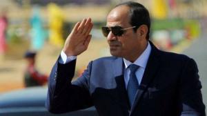 السيسي: لست مع الحرب، وأمن الخليج خط أحمر