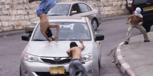 إصابة مواطن بجروح خطيرة جراء دهسه من قبل مستوطن شمال الخليل