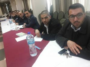 أبو شرار: قرار ندب القضاة منعدم ويمس بحرية القاضي