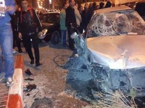 مصرع مواطن في حادث سير بالخليل