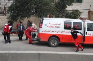 اصابة خطيرة لرضيع نتيجة استنشاقه الغاز في عابود