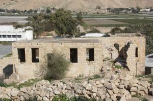 عبد الله الضامن صاحب اول قصر في الاغوار، النبيل الشهم